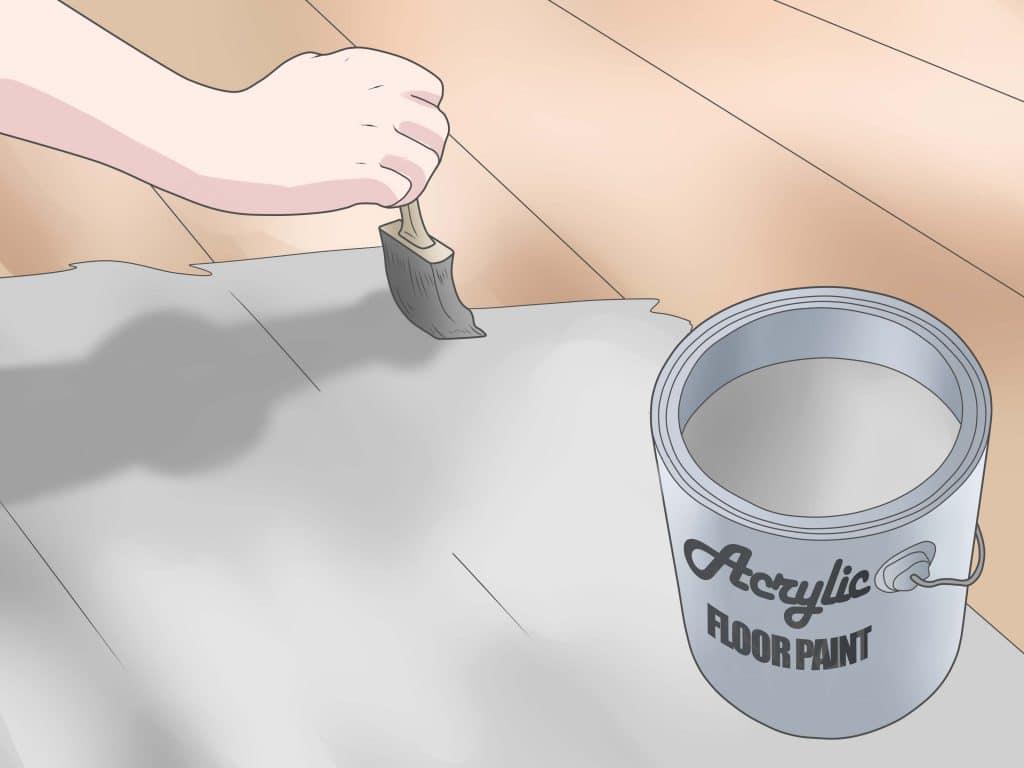 Paint-Linoleum-Kitchen-Floors