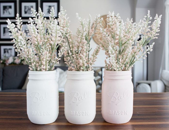 Mason-Jars-to-Use-as-Vases