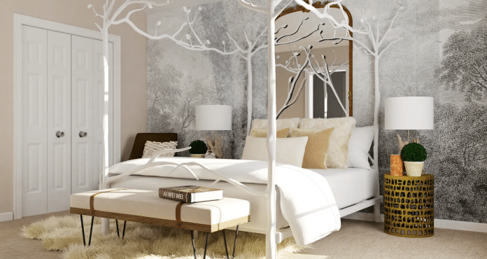 forest-canopy-bed