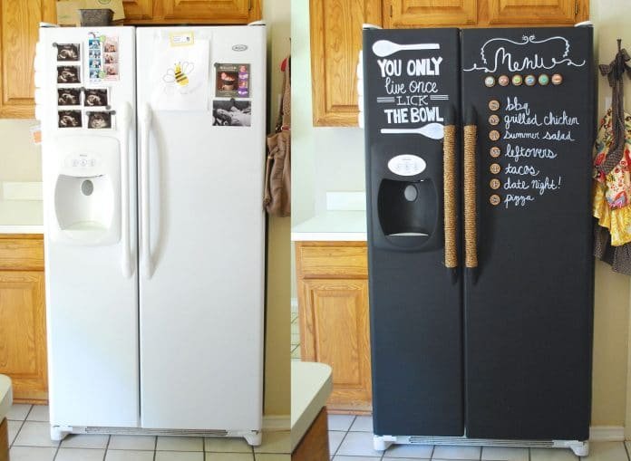 How-to-Repaint-Your-Refrigerator