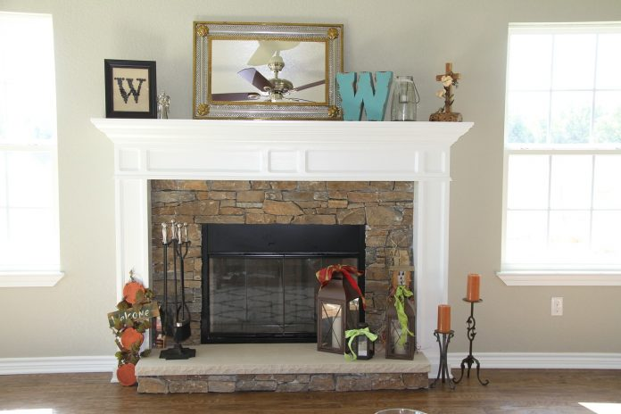 Painting-Fireplace-Hearth