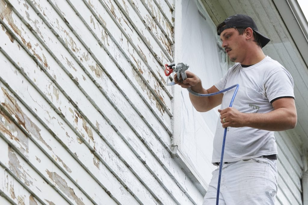 Best-airless-paint-sprayer-for-exterior-house