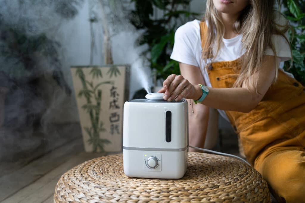 Plant-Humidifier